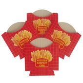 Cips Kutusu Chips Box 1000 Ad./Pcs