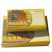 Baklava Kutusu 1/1 - 1/2 Dessert Box 100 Ad./Pcs