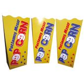 Patlamış Mısır Kutusu Popkorn Box 1000 Ad./Pcs